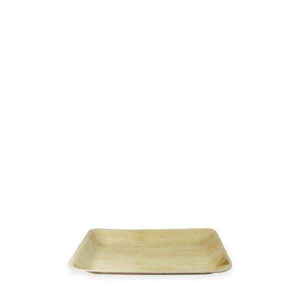 """6"""" x 9"""" Palm Leaf Plate 300 per case 1"""