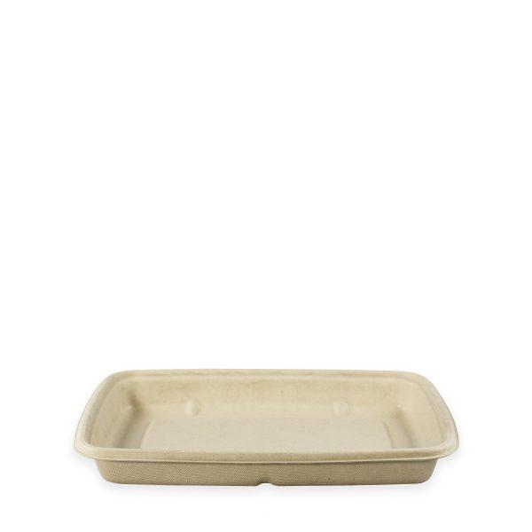 6 x 9 | 20 oz | Fiber Container (Bottom) 300 per case 1