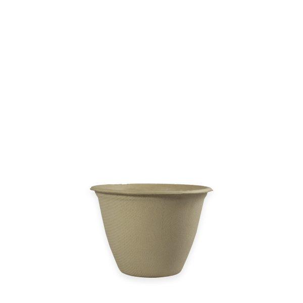 12 oz Fiber Barrel Bowl (Kraft) 500 per case 1