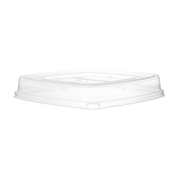160 oz Ingeo Serving Bowl Lid (Clear) 50 per case 1