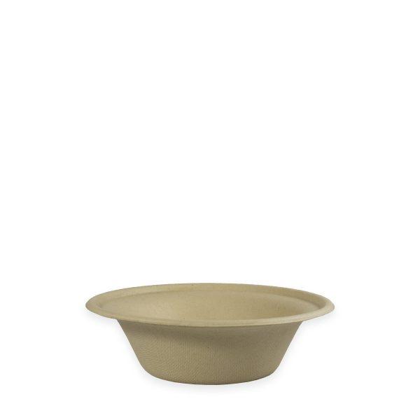 11.5 oz Fiber Bowl (Kraft) 1000 per case 1