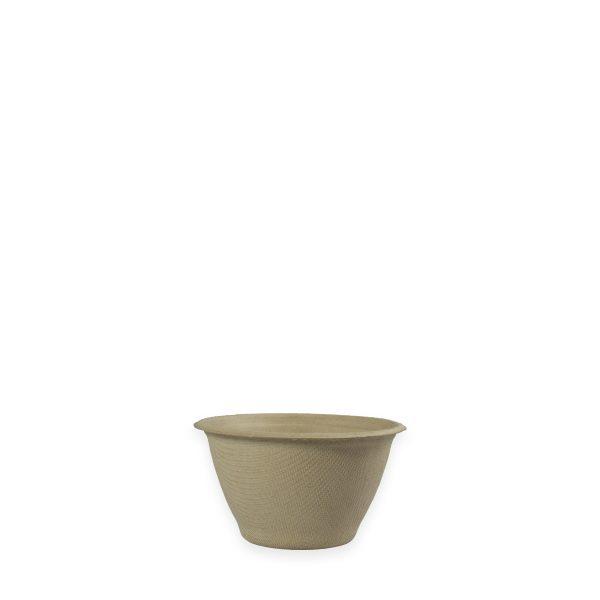 6 oz Fiber Bowl (Kraft) 1000 per case 1