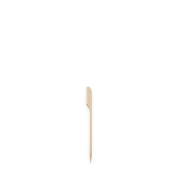 "4-1/2"" Bamboo Paddle Sticks 1000 per case 1"