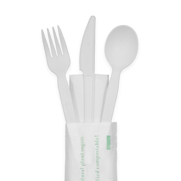 Compostable Cutlery Kit