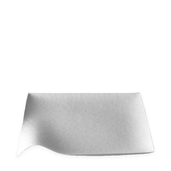 """10"""" Kaku Extra Large Square Plate 100 per case 1"""