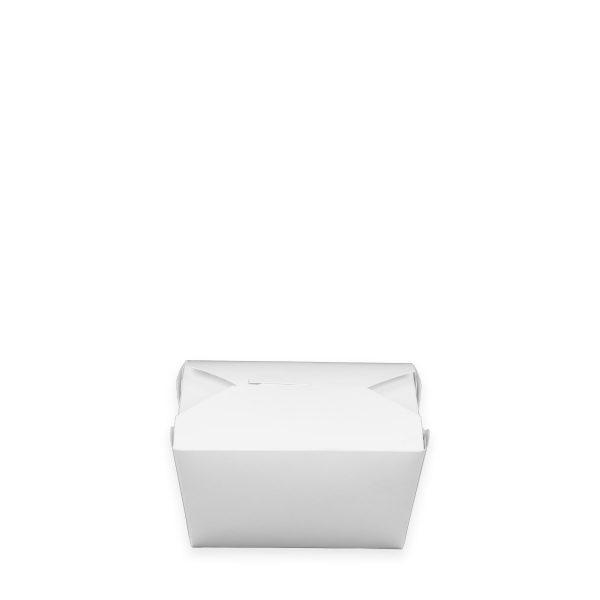 4.5 x 3.5 x 2.5 | Food Box (White) 450 per case 1
