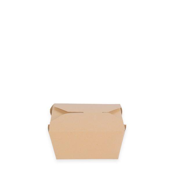 4.5 x 3.5 x 2.5 | Food Box (Kraft) 450 per case 1