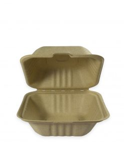 Fiber Clamshell Containers