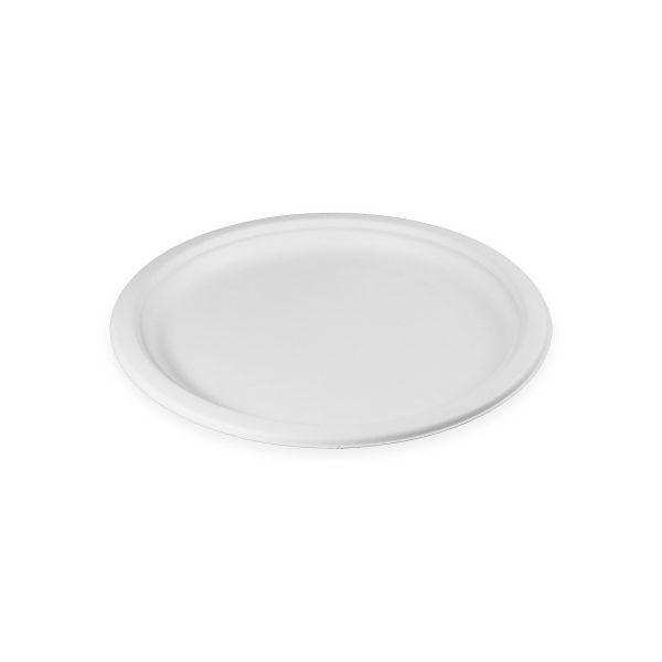 "10"" Fiber Plate (Medium) 500 per case 1"