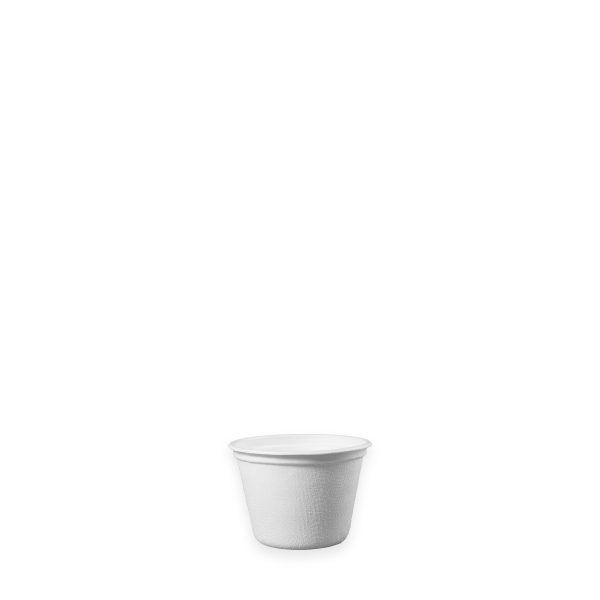4 oz Fiber Portion Cup 1500 per case 1