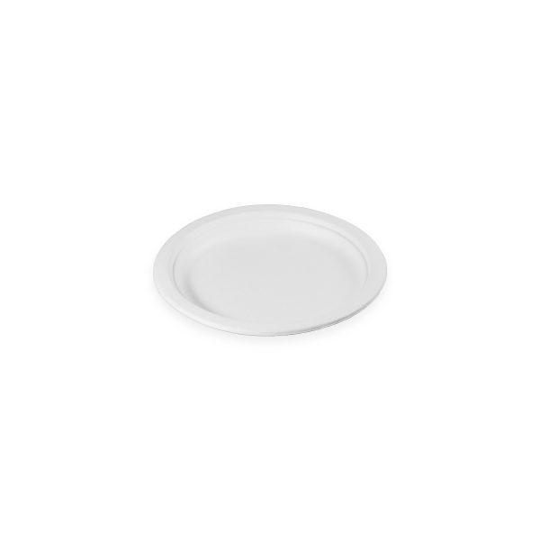 """7"""" Fiber Plate 1000 per case 1"""