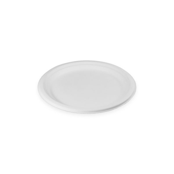 "9"" Fiber Plate (Heavy) 500 per case 1"