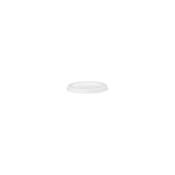 2 oz Fiber Sample Cup Lid 2500 per case 1