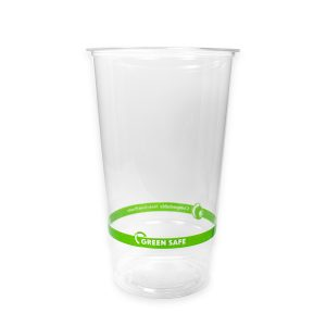 earth friendly clear cups