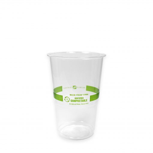 clear cold cups 9 oz.