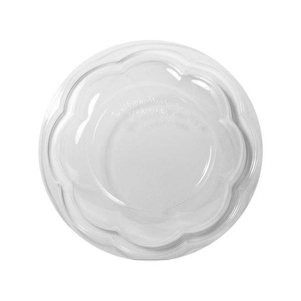 24, 32, 48 oz Ingeo Bowl Lid 300 per case 1
