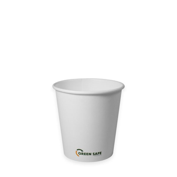 10 oz Single Wall Compostable Hot Cup 1000 per case 1