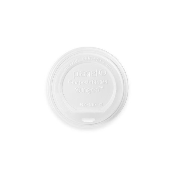 Compostable Hot Cup Lid Double Wall (20 oz) 600 per case 1