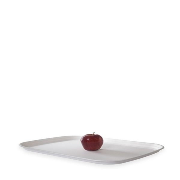13 x 17 | Fiber Catering Tray (White) 100 per case 1