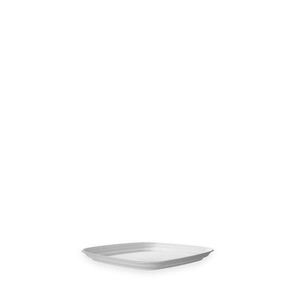 14 x 14 | Fiber Catering Tray (White) 100 per case 1
