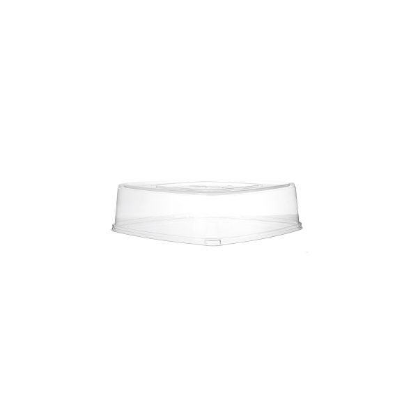 14 x 14 | Catering Tray Lid (Clear) 50 per case 1
