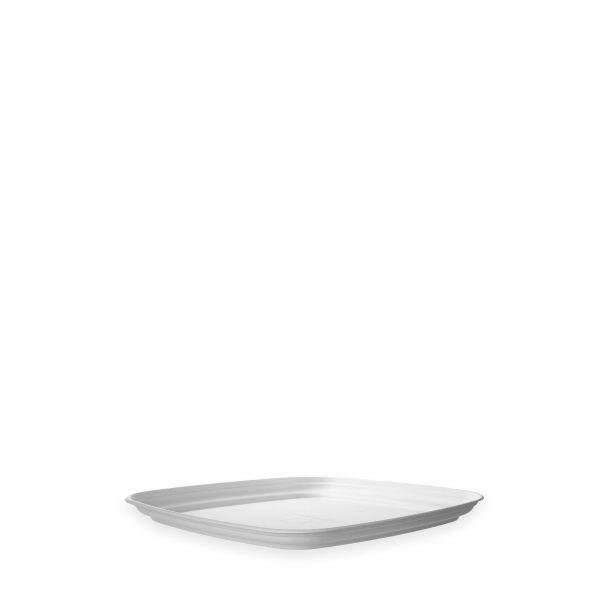 16 x 16 | Fiber Catering Tray (White) 100 per case 1