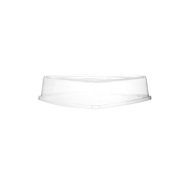 16 x 16 | Catering Tray Lid (Clear) 50 per case 1