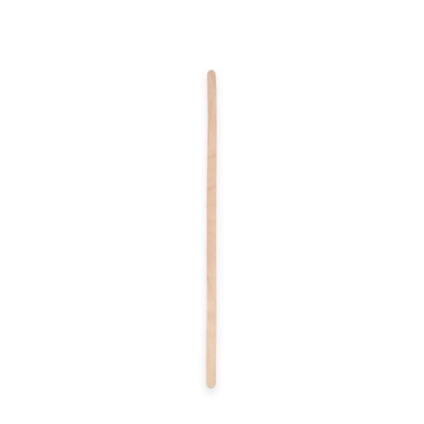 "7"" Wooden Stir Stick 10,000 per case 1"